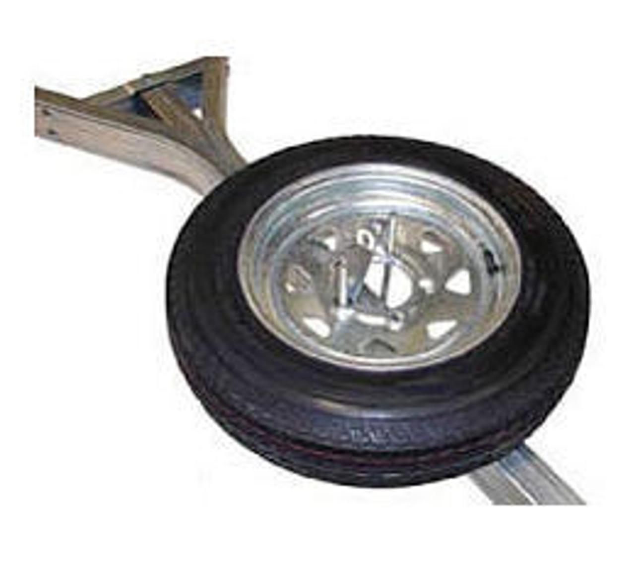 MicroSport Spare Tire with Lock