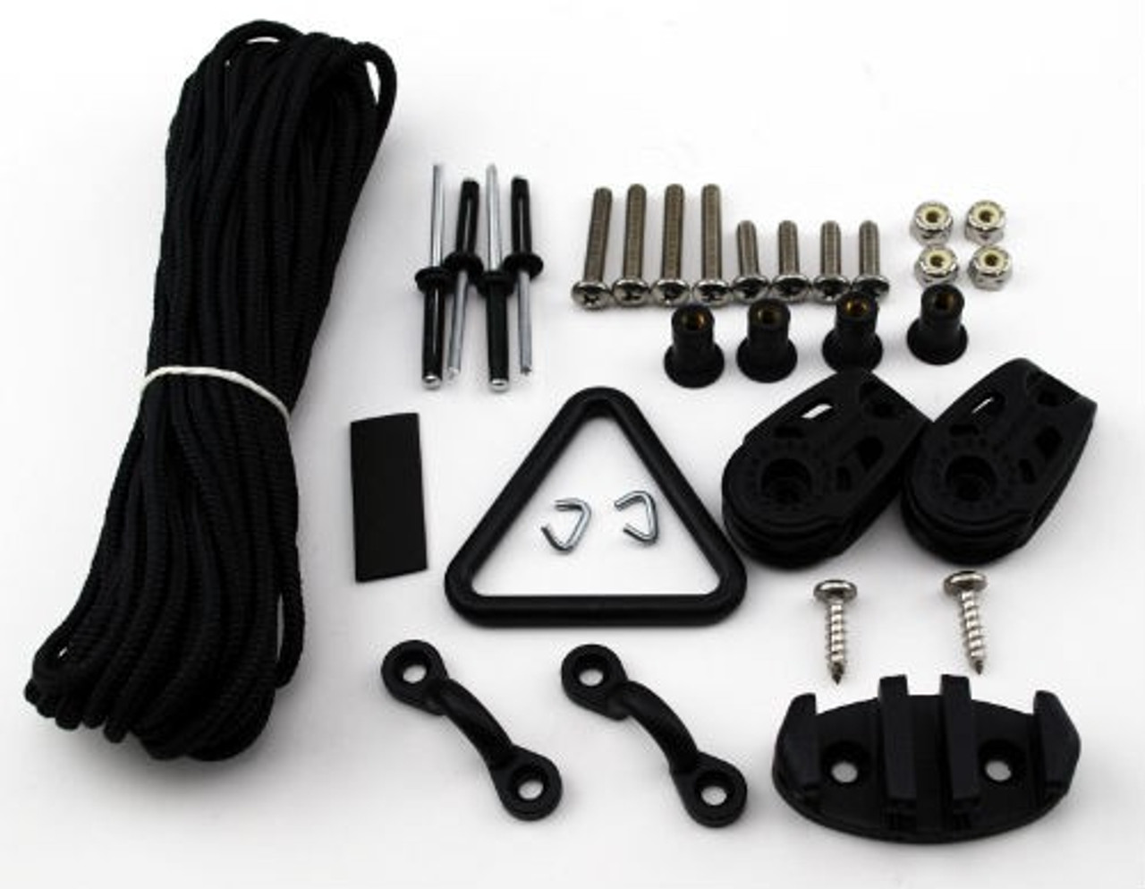 Deluxe Anchor Trolley Kit Pulley System