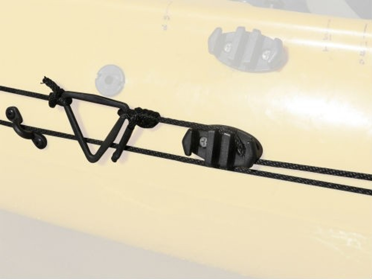 Deluxe Anchor Trolley Kit Pulley System Rigging