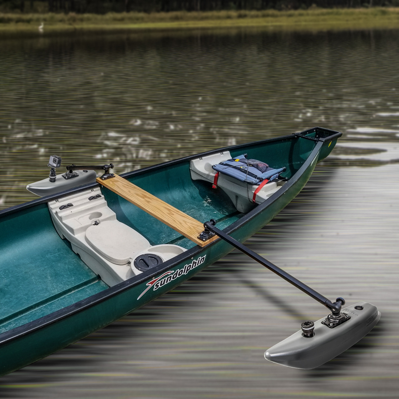 Yak Gear Outriggers