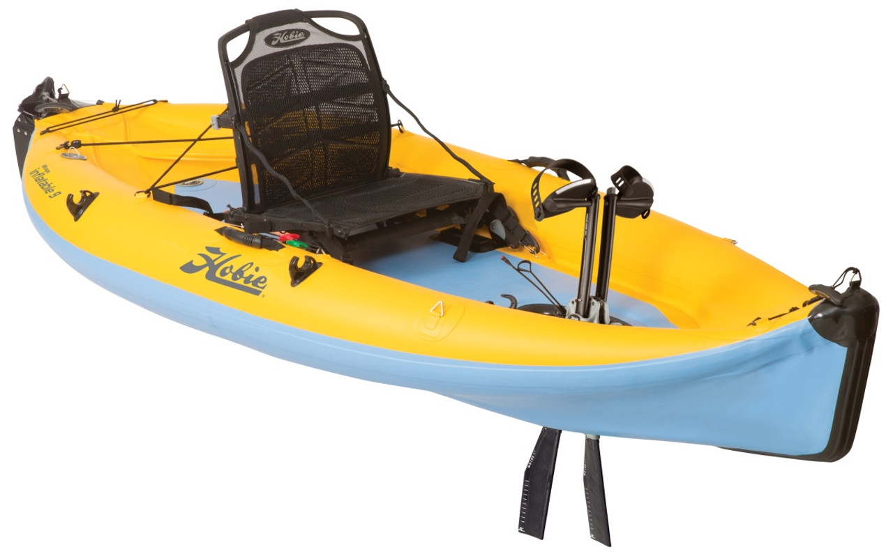 Hobie Mirage Inflatable Single Kayak i9s