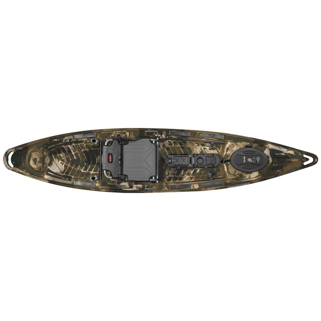 Old town Predator 13 Swatch Camo