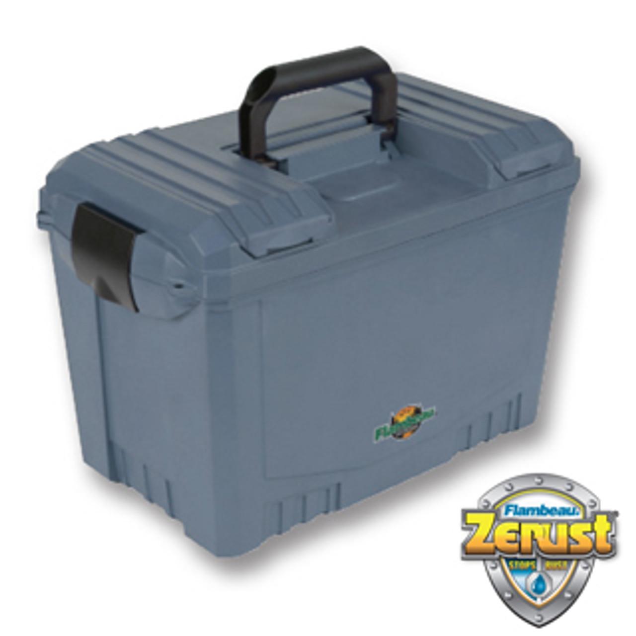 """Flambeau 18"""" Marine Dry Box - ZERUST®"""