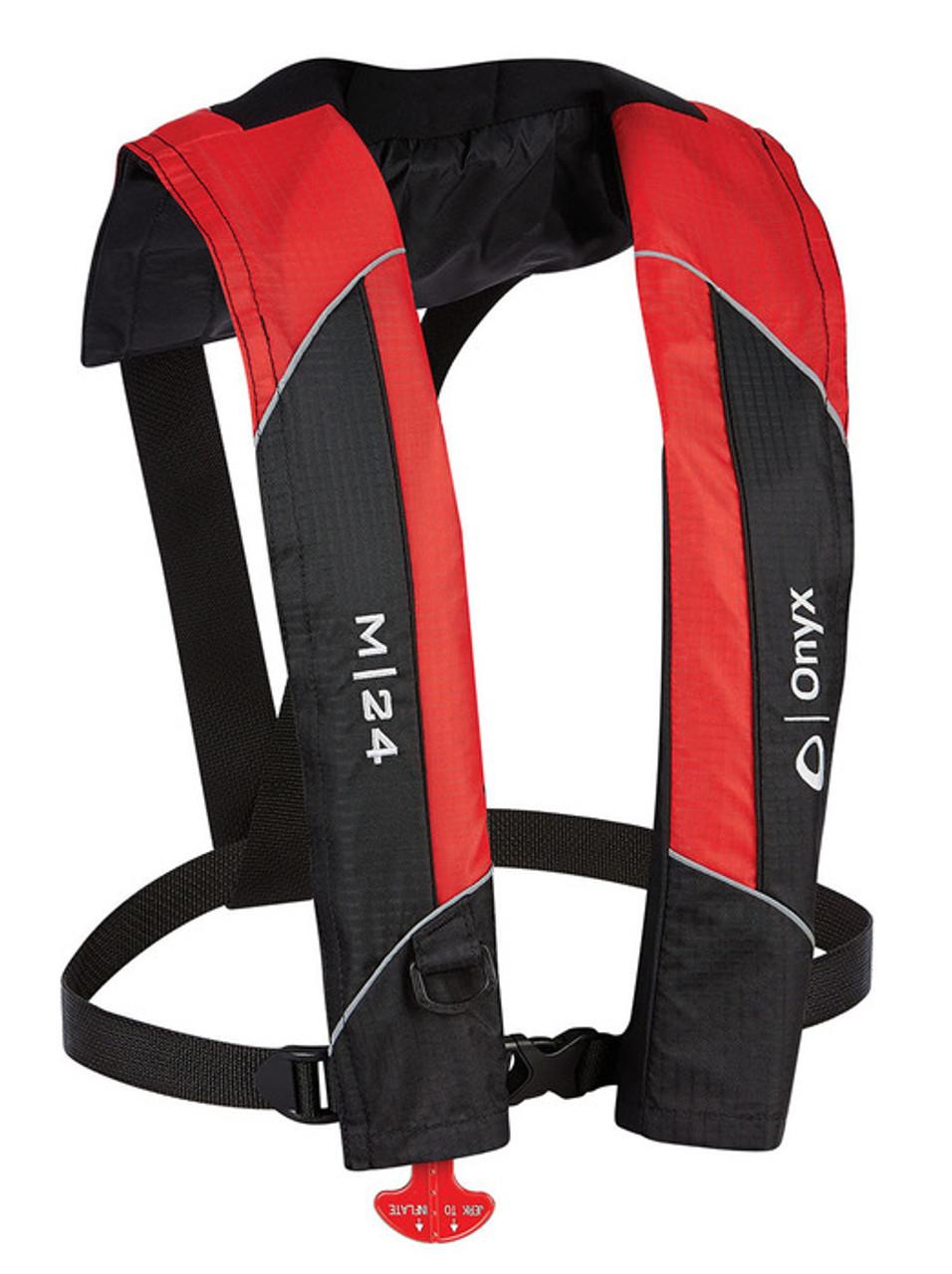 M-24 - Manual Inflatable Life Jacket