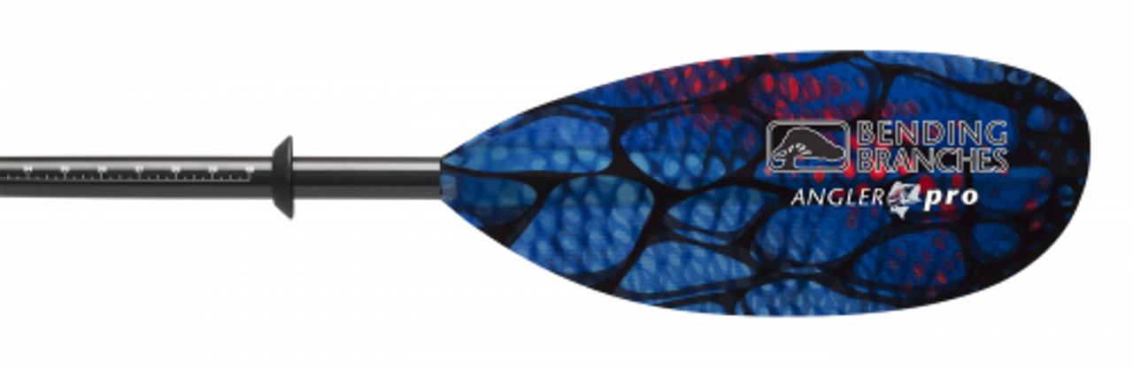 Angler Pro Plus Radiant - Blue