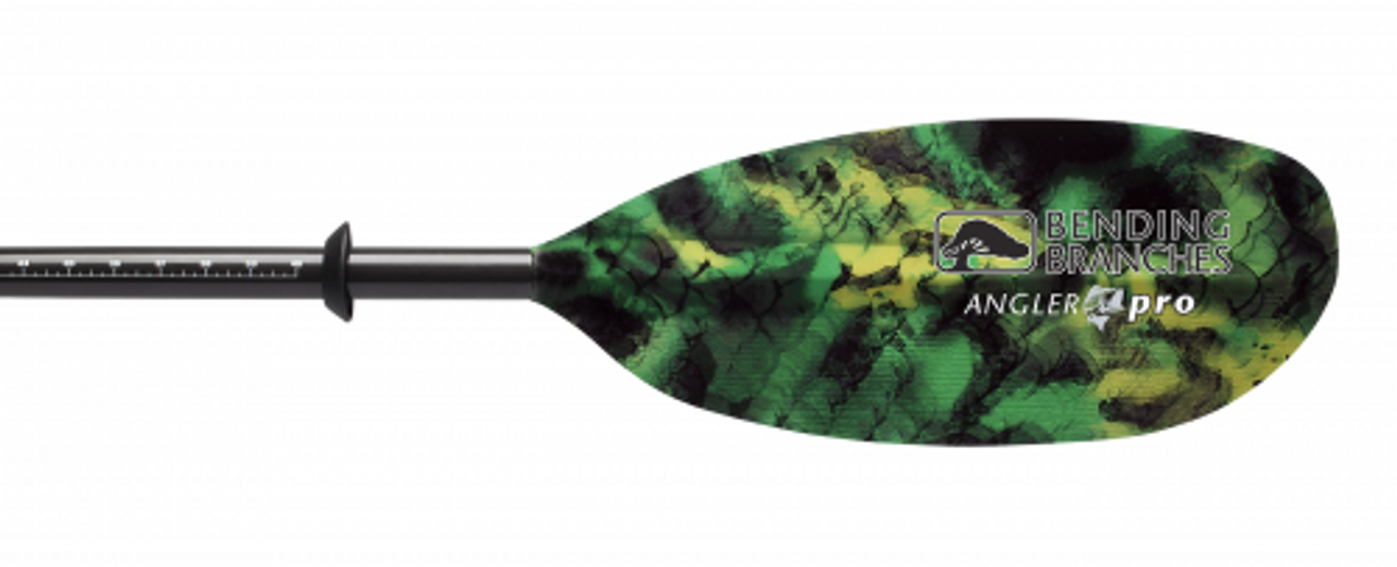 Angler Pro Plus Raptor - Dark Green