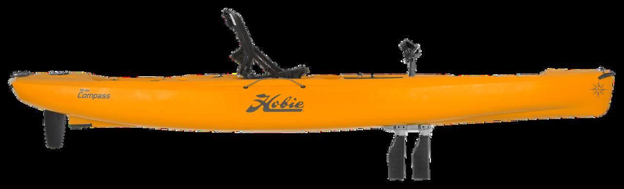 Hobie Mirage Compass -Papaya orange