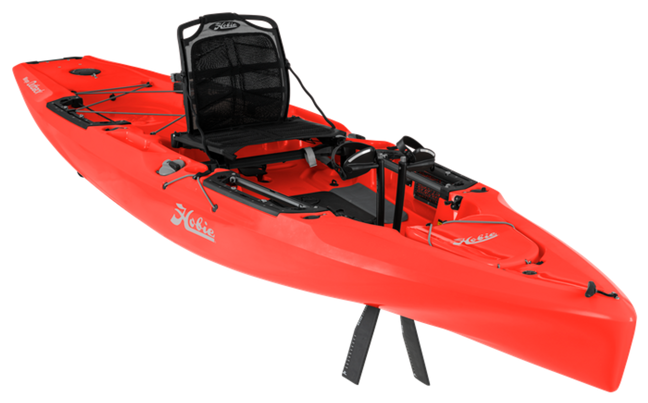 Hobie Outback - Red Hibiscus