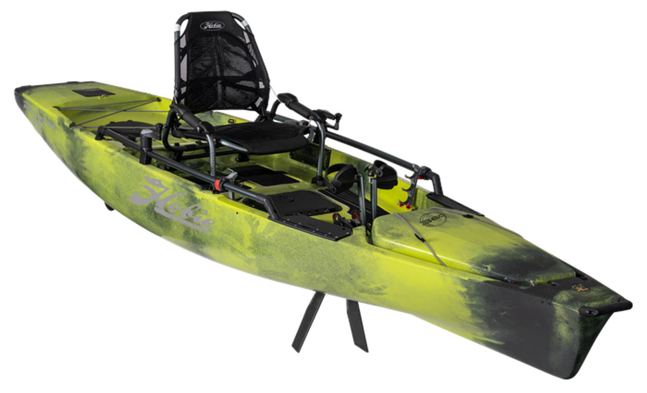 2021 Hobie Pro Angler 14 360 - Amazon Green Camo
