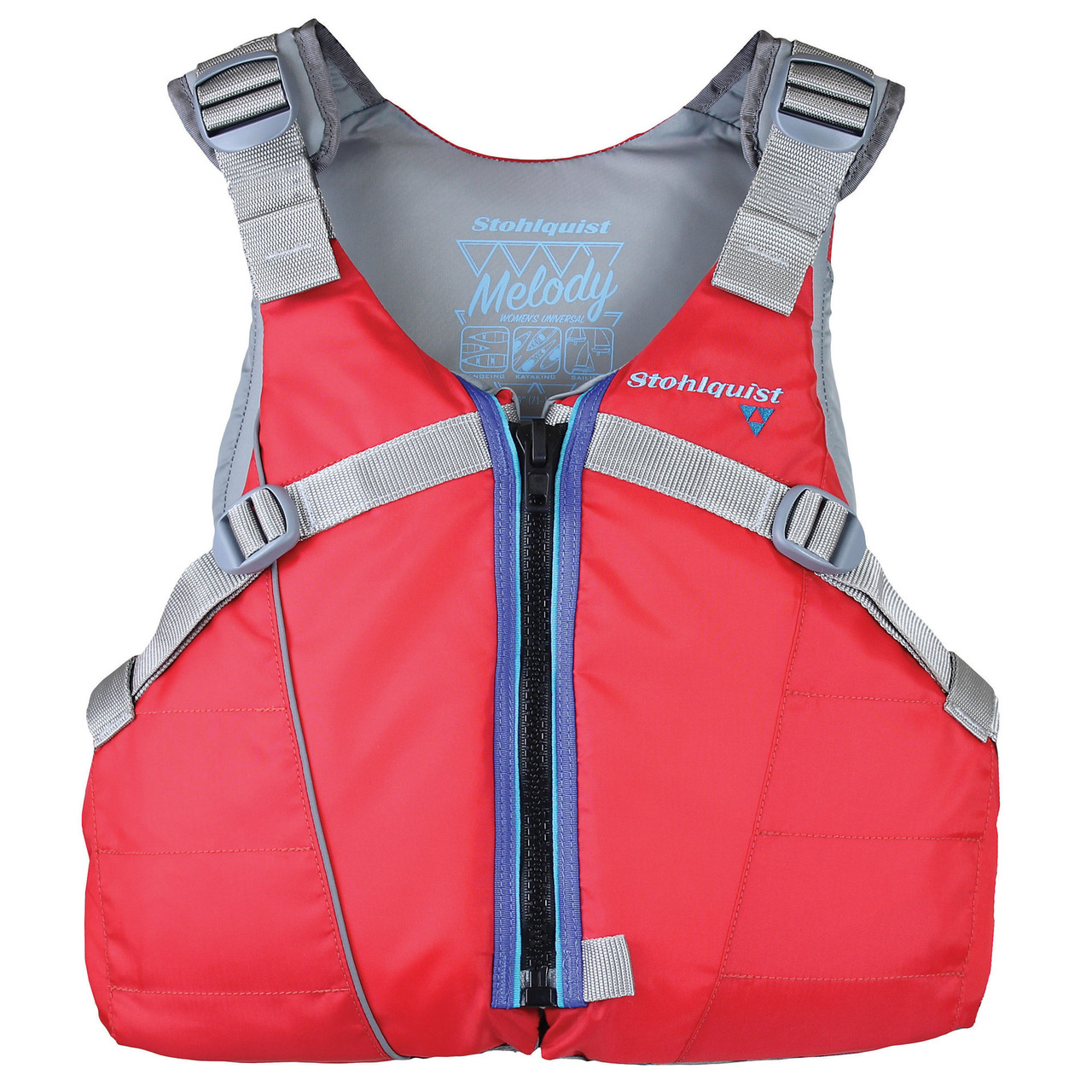 Melody PFD Red