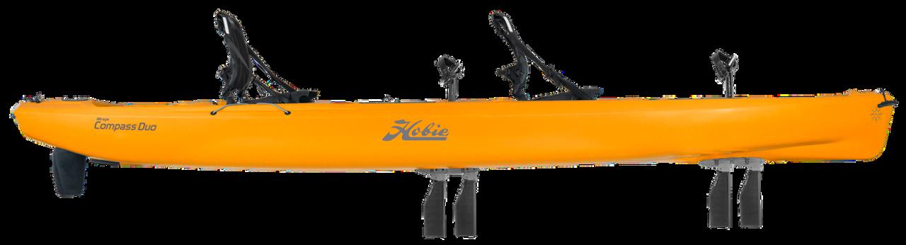 Hobie Compass Duo - Papaya Orange