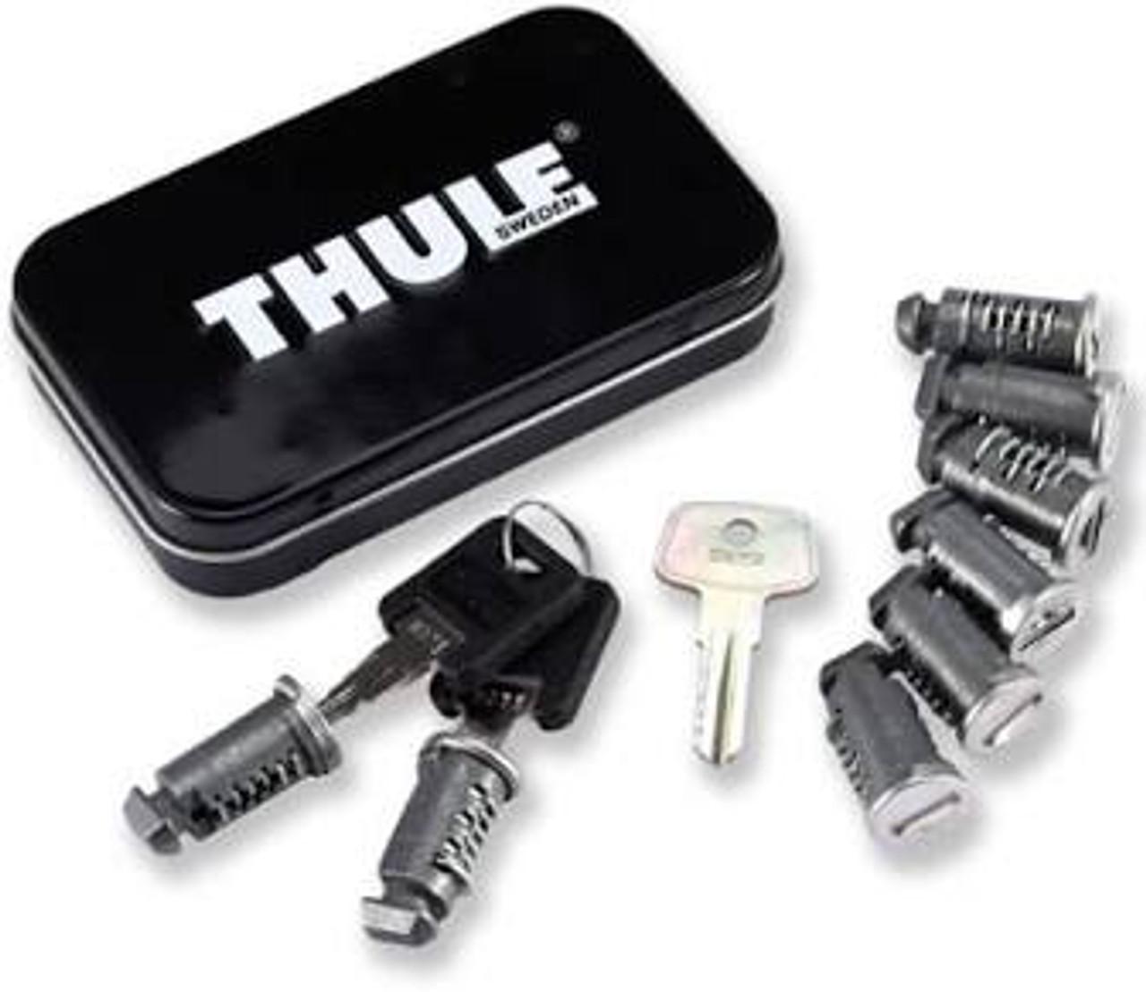Thule One-Key Lock Cylinders (8Pack)