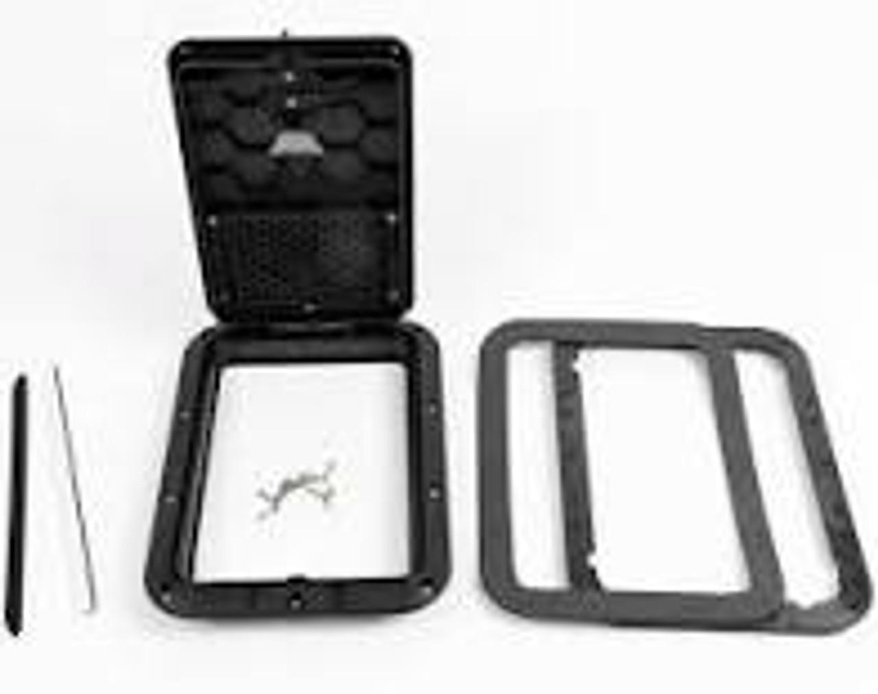 Rectangular Hatch Kit - Vertical