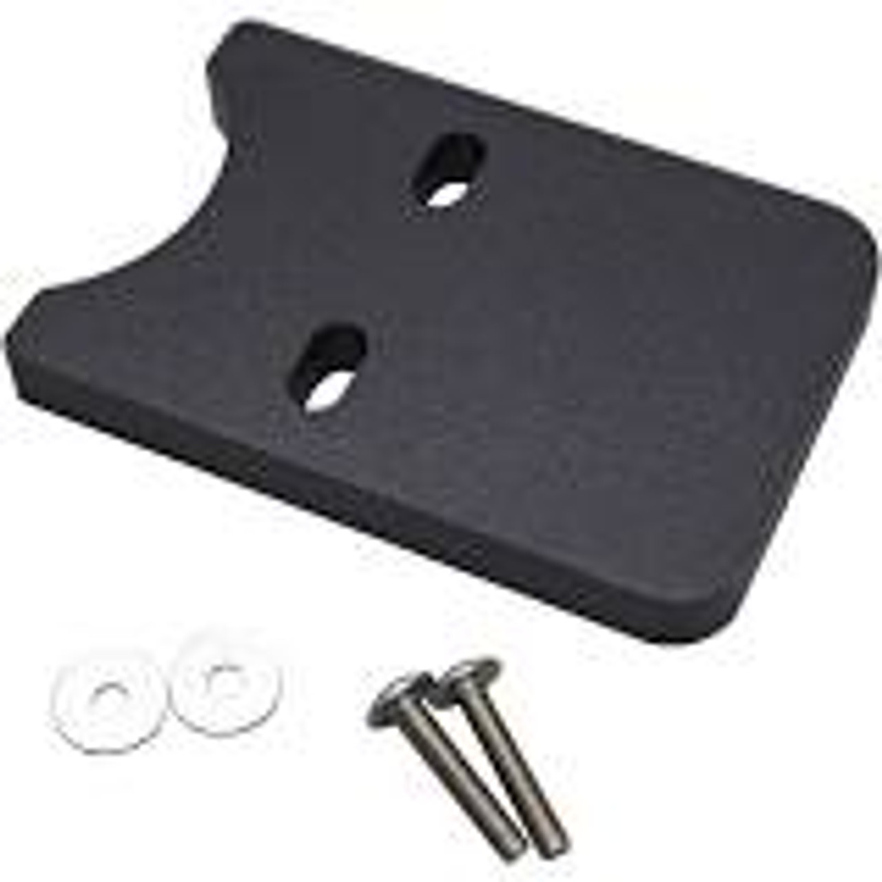 Transducer Mounting Plate for Kayaks