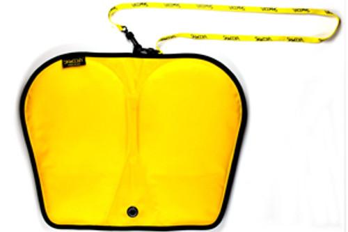 Skwoosh Angler 2 fishing Seat gel kayak seat pad