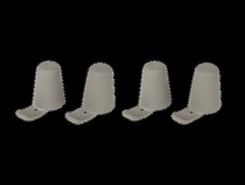 Harmony Scupper Plugs Gray