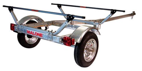 The MPG460G MicroSport trailer