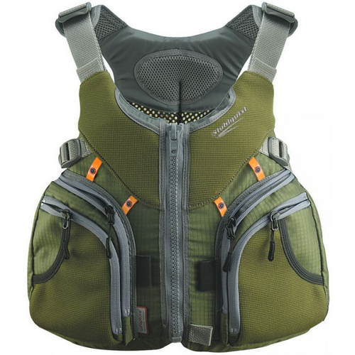 Stohlquist Keeper Fishing Life Jacket - PFD