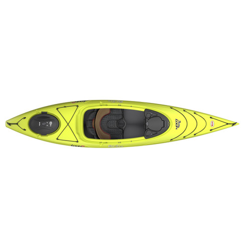 Old Town Kayaks Loon 126 lemongrass
