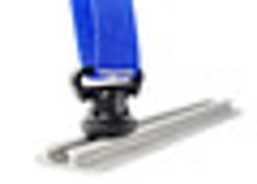 Yak Attack Vertical Tie Downs, Track Mount, 2 pack