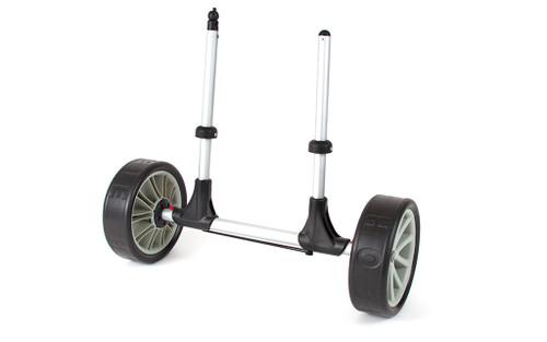 """Kayak Cart """"plug in"""" Fold and Stow"""