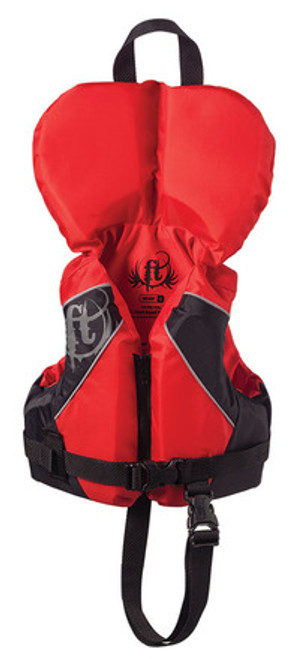Infant Nylon Water Sports Vest Red