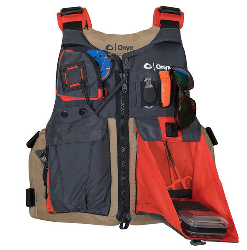 Onyx Kayak Fishing Vest