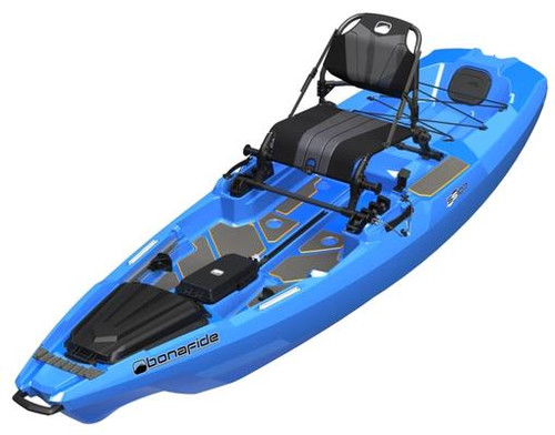 Interested Fishing ? Try a Sit on Top Fishing Kayak
