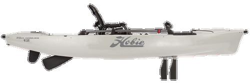 2021 Hobie Pro Angler 12 - Ivory Dune