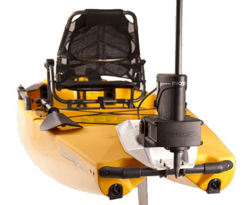 Hobie Kayak Powerpole Mount Kit Pro Angler *kayak and powerpole not included