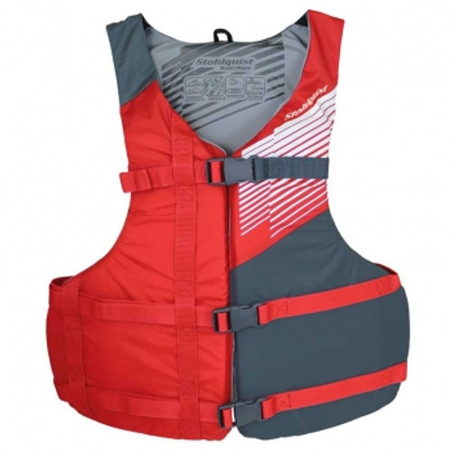 Stohlquist Fit Youth PFD - Red
