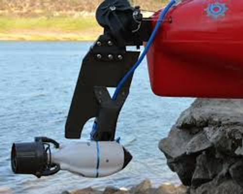Bixpy hobie rudder adapter