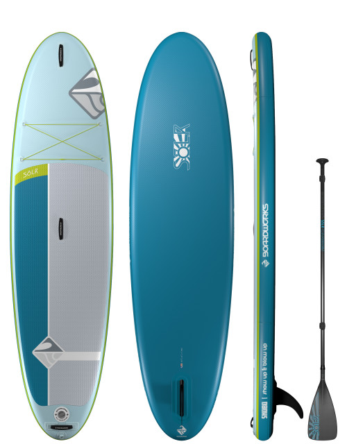 Solr - Inflatable SUP