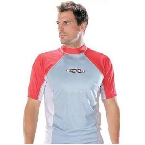 Men's Short Sleeve Rash Guard