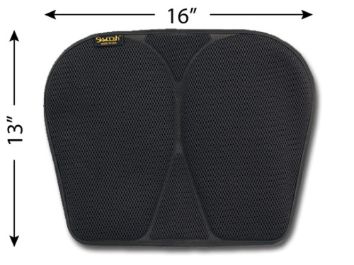 Paddling Cushion with Breathable Mesh Fabric