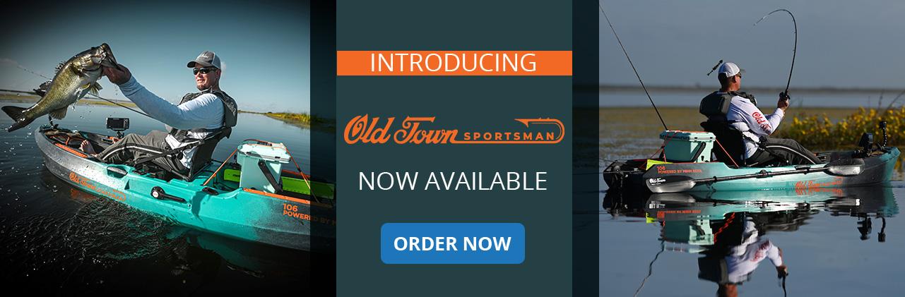 Old Town Sportsman Series