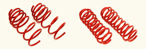 """BMR Lowering Springs, Set Of 4, 1.25"""" Front And 1.5"""" Rear (2005-2014)"""