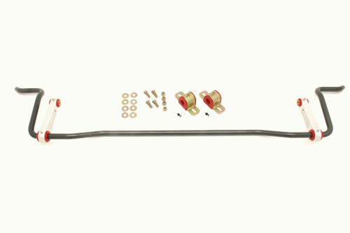 BMR Sway Bar Kit W/ Bushings And Billet Links, Rear, Solid 22mm (2005-2010)