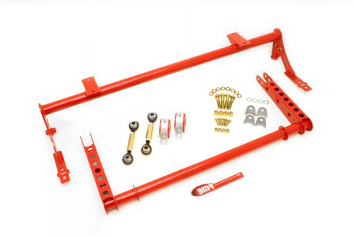 BMR Xtreme Anti-roll Bar Kit, Rear, Hollow 35mm (2005-2014)