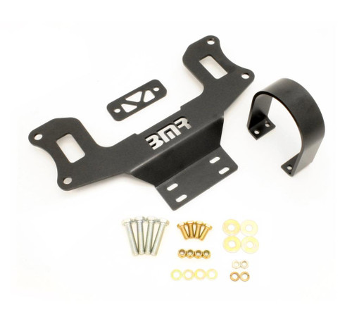 BMR Mustang Driveshaft Safety Loop Front 2011-1014