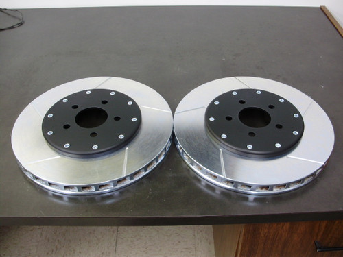 Full Tilt Boogie Racing S-197 Rotors and Hats for Road Race Heavy Duty Version