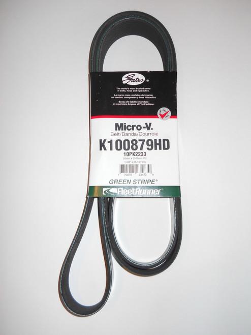 03-04 Cobra Gates Heavy Duty Green Belts