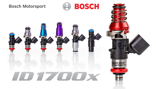 Injector Dynamics 1700-XDS GT500 Injector Set