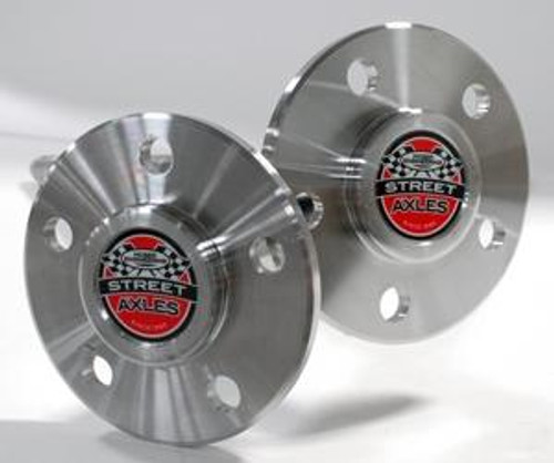 """8.8"""" Ford 31 spline - Fits 2005 & newer Mustang 5 lug w/ABS adapter"""