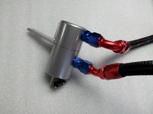 Bob's Ultimate Oil Separator 2010+ GT500 Driver's Side Oil Separator