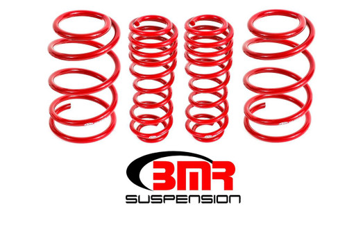 """2007 - 2014 GT500 PERFORMANCE 1.5"""" Drop Springs Front and Rear"""