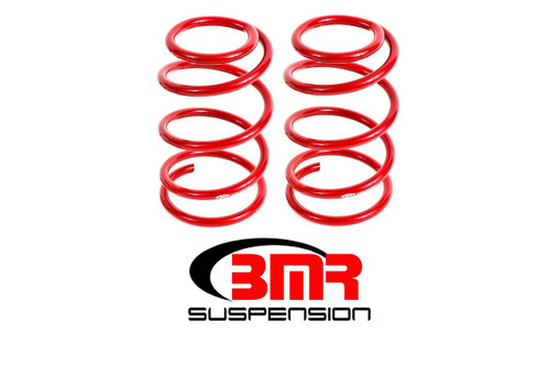 """2005 - 2014 Mustang DRAG RACE 1.5"""" Drop Springs Front Only"""