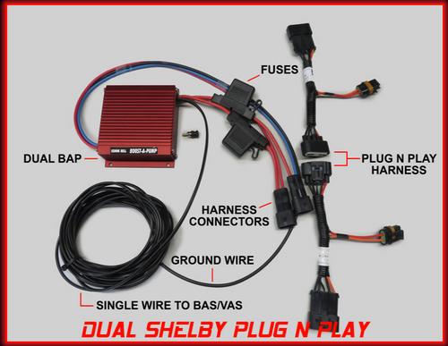Kenne Bell PLUG-N-PLAY Dual Boost-A-Pump
