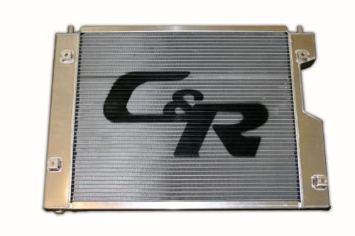 2007-2011 Shelby GT500 High Capacity Radiator