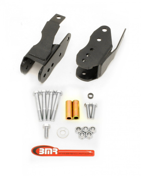 BMR Bolt-in Control Arm Relocation Brackets (2005-2014)